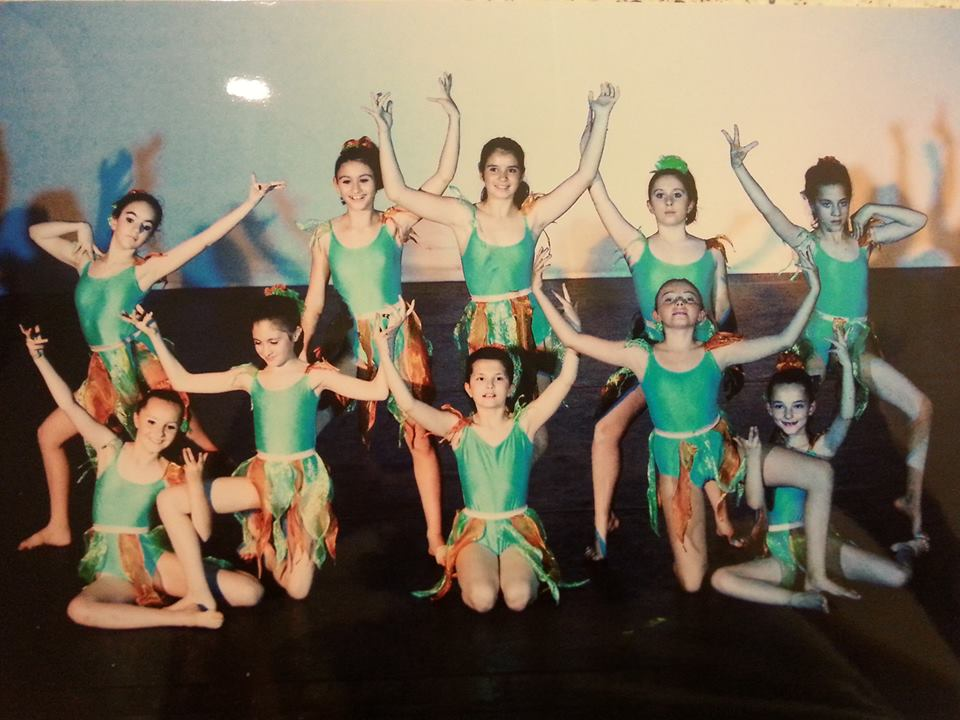 Danza Moderna (da 8 anni)