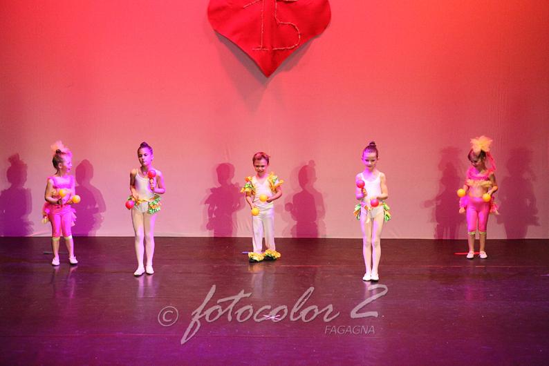 Gioco Danza (dai 3 ai 5 anni)
