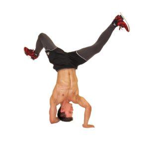Eugenio Insegnante di Breakdance e Calisthenics